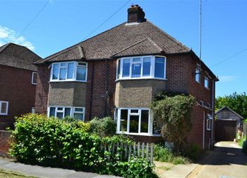 3 bed semi-detached house for sale in Valley Road, Newbury, Berkshire RG14