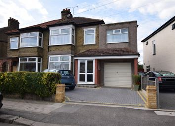 Thumbnail 4 bedroom semi-detached house for sale in Barley Lane, Chadwell Heath, Romford