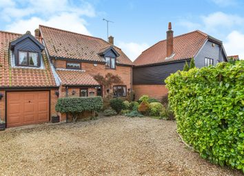Thumbnail 4 bed link-detached house for sale in Heacham Road, Sedgeford, Hunstanton