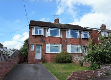 Thumbnail 4 bed semi-detached house for sale in Albert Road, Crediton
