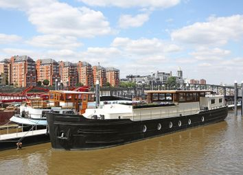 Thumbnail 3 bed houseboat to rent in Plantation Wharf Mooring, Battersea