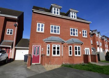 Thumbnail 3 bed town house to rent in Akeman Close, Morecambe
