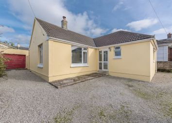 Thumbnail 3 bed bungalow for sale in Newton Road, Troon, Camborne