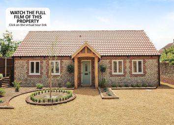 Thumbnail 4 bed property for sale in Holt Road, Langham, Holt