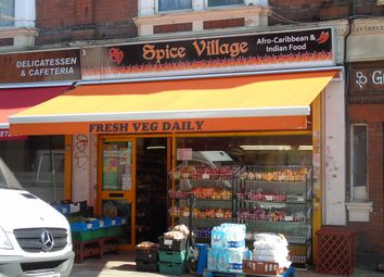 Thumbnail Retail premises for sale in Glengal Road, London