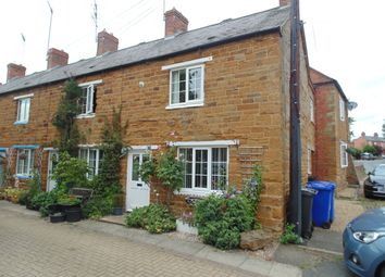 Thumbnail 2 bed cottage to rent in Hall Close, Harpole, Northampton