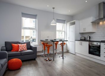 Thumbnail 4 bed flat to rent in Hills Road, Cambridge