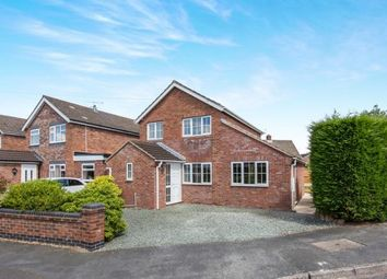 Thumbnail 3 bed detached house for sale in Acton Way, Church Lawton, Cheshire, South Cheshire