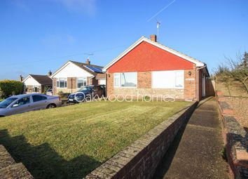 Thumbnail 2 bed detached bungalow for sale in Manston Court Road, Margate