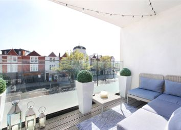 Thumbnail 2 bedroom flat for sale in Qube Court, Balham Hill, London