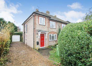 3 bed semi-detached house for sale in Clockhouse Road, Farnborough GU14