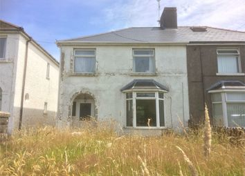Thumbnail 3 bedroom semi-detached house for sale in Litchard Cross, Bridgend, Bridgend, Mid Glamorgan
