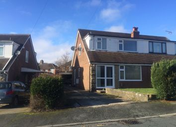 Thumbnail 3 bed semi-detached house to rent in Pickering Fold, Blackburn