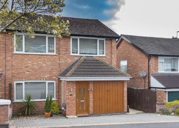 Thumbnail 3 bed semi-detached house to rent in Ferney Hill Avenue, Batchley, Redditch