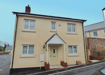 Thumbnail 3 bed detached house for sale in Charles Road, Kingskerswell, Newton Abbot