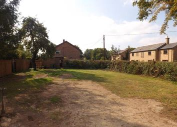 Thumbnail Land for sale in Stonely Road, Easton, Huntingdon, Cambridgeshire