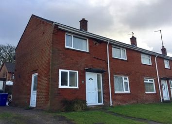 Thumbnail 3 bed semi-detached house to rent in St. Gregorys Place, Chorley