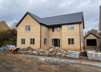 Thumbnail 4 bed detached house for sale in Dexter Lane, Littleport, Ely