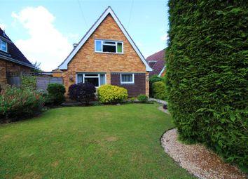 Thumbnail 3 bed detached house for sale in Sams Lane, Blunsdon, Swindon