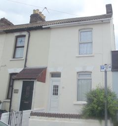 Thumbnail 2 bedroom terraced house to rent in Franklin Road, Gillingham
