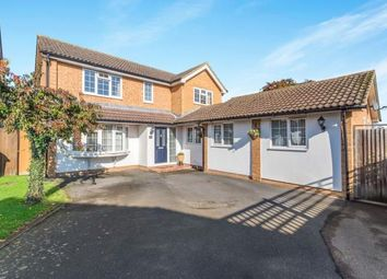 Thumbnail 4 bed detached house for sale in Hazelwood Drive, Allington, Maidstone, Kent