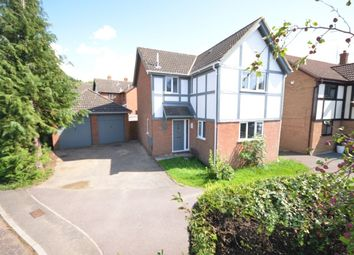 Thumbnail 4 bed detached house to rent in Gresham Drive, Northampton