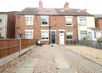 Thumbnail 3 bed terraced house for sale in Queens Road, Bolsover, Derbyshire