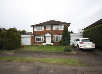 Thumbnail 4 bed detached house for sale in St. Georges Road, Bickley, Bromley