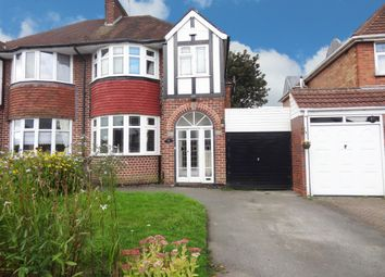 Thumbnail 3 bed semi-detached house to rent in Skelcher Road, Shirley, Solihull, West Midlands