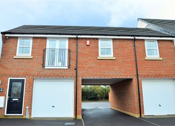 Thumbnail 2 bed flat for sale in Cambridge Way, Cullompton, Devon