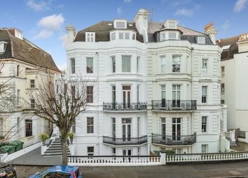 Thumbnail 3 bedroom flat for sale in Trinity Crescent, Folkestone