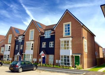 Thumbnail 3 bed town house to rent in Drewitt Place, Aylesbury