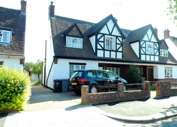 Thumbnail 3 bed semi-detached house to rent in Medway Gardens, Sudbury, Wembley