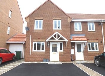 Thumbnail 3 bed semi-detached house to rent in Darbyshire Close, Thornaby, Stockton-On-Tees