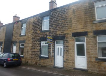 Thumbnail 2 bed terraced house to rent in Shaftesbury Street, Stairfoot, Barnsley