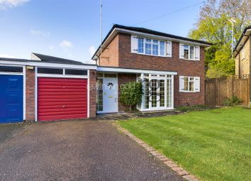 Thumbnail 4 bed detached house for sale in High Elms Close, Northwood