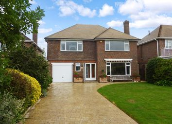 Thumbnail 3 bed detached house for sale in Amberley Drive, Goring-By-Sea, Worthing, West Sussex