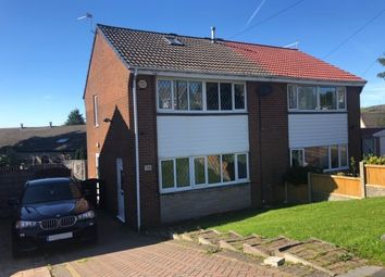 Thumbnail 3 bed semi-detached house to rent in Brown Lodge Drive, Rochdale