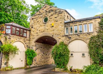 Thumbnail 3 bed link-detached house for sale in Holme Court, New Mill, Holmfirth