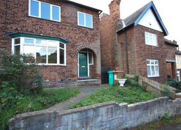 Thumbnail 3 Bedroom Semi Detached House For Sale In Sherwood Vale Sherwood Nottingham