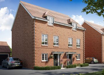 "3 bed semi-detached house for sale in ""The Haywood"" at Boorley Green, Winchester Road, Botley, Southampton, Botley SO32"