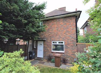 Thumbnail End terrace house to rent in Lee Close, London