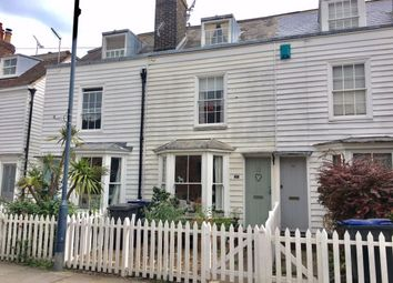 Thumbnail 3 bed cottage for sale in Canterbury Road, Whitstable