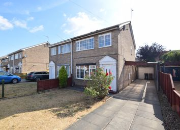 2 bed semi-detached house for sale in Goodwood, Scunthorpe, North Lincolnshire DN17