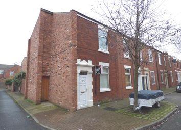 Thumbnail 2 bedroom end terrace house for sale in Dallas Street, Plungington, Preston, Lancashire