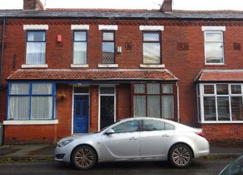 Thumbnail 3 bedroom terraced house for sale in Cromwell Avenue, Whalley Range, Manchester