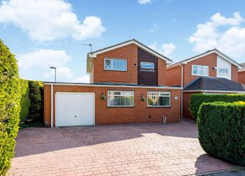 Barbury Drive, Grove, Wantage OX12. 3 bed detached house