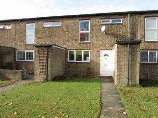 Thumbnail 3 bedroom terraced house for sale in Ripon Road, Stevenage