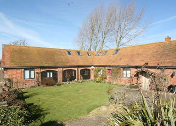 Thumbnail 5 bed barn conversion for sale in Ketton Road, Hambleton, Oakham