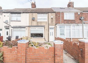 Thumbnail 2 bed terraced house for sale in Coronation Avenue, Blackhall Colliery, Hartlepool
